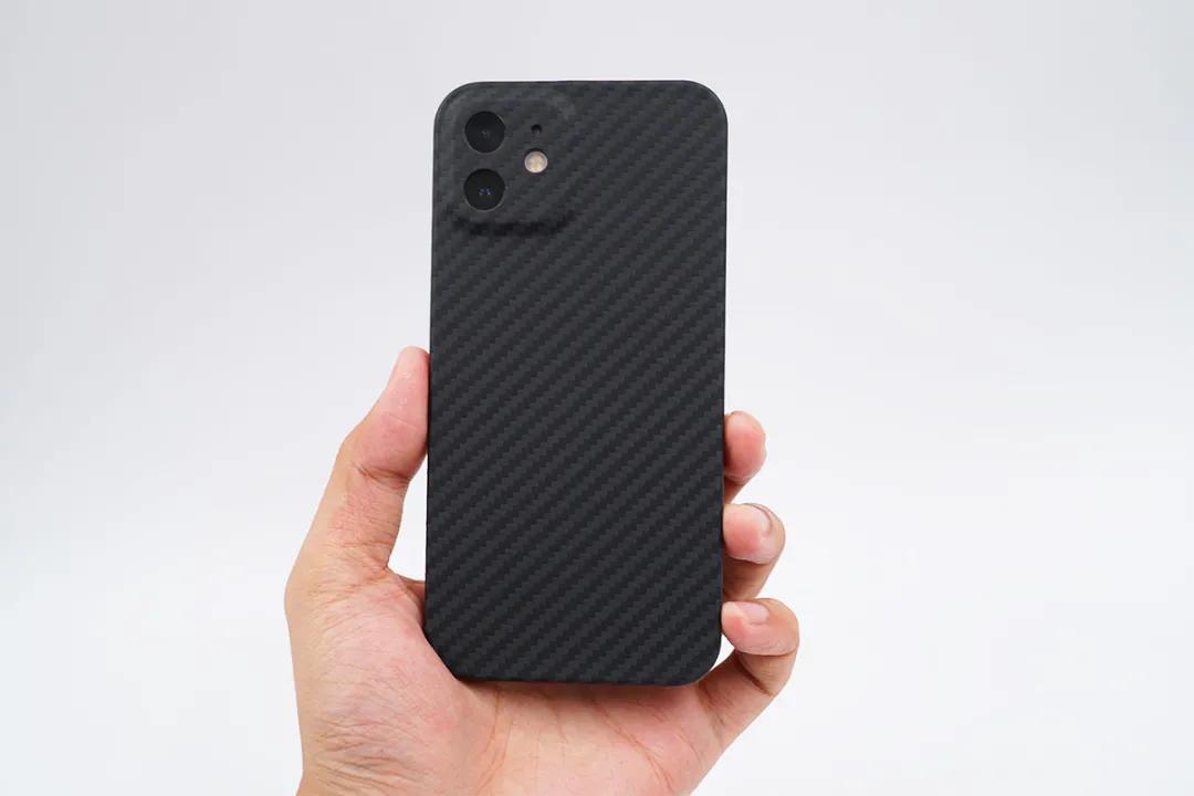 iPhone12系列 凯夫拉手机壳超薄手感magsafe无差别使用-爱扫货