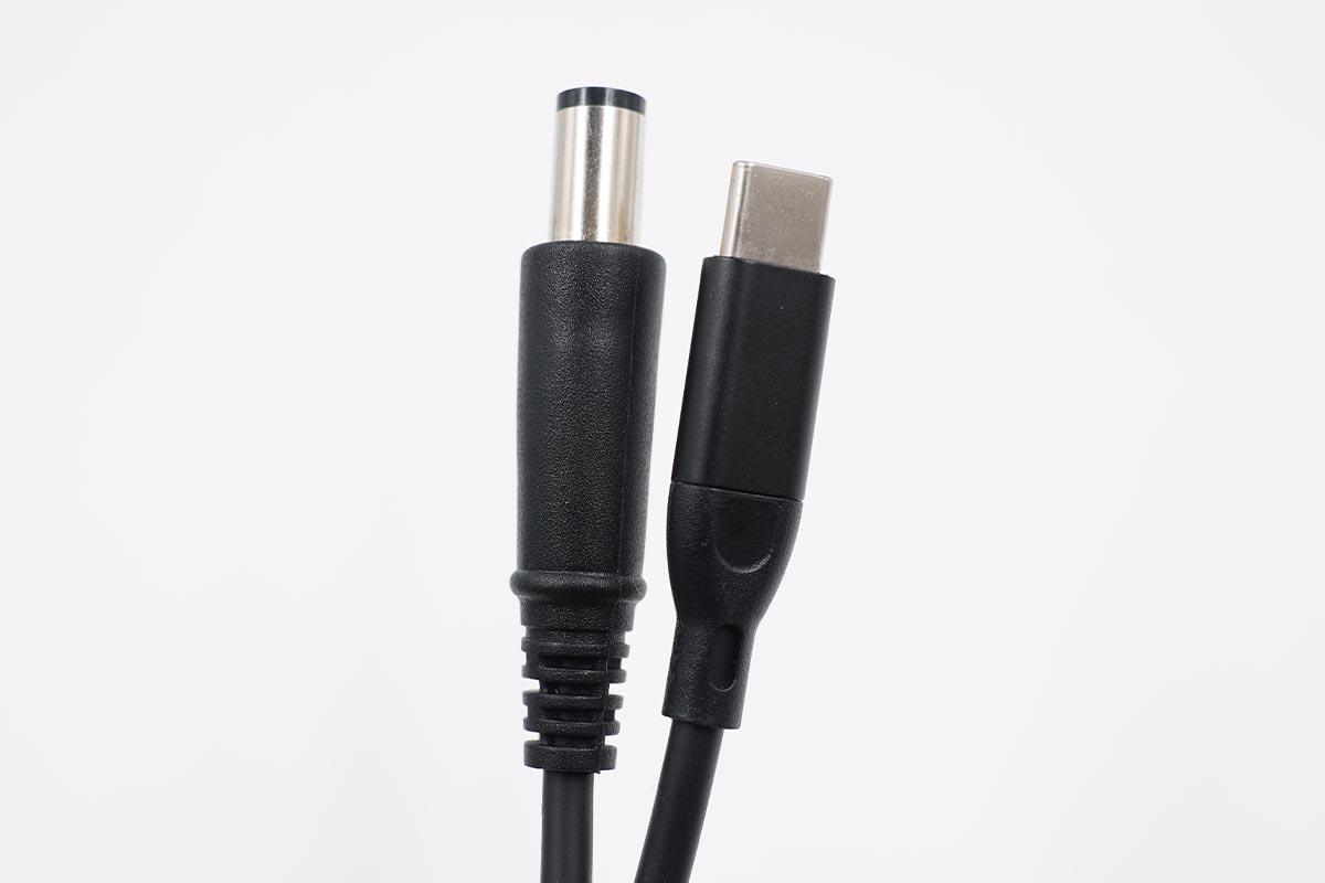 小米游戏本圆口PD充电诱骗线-爱扫货