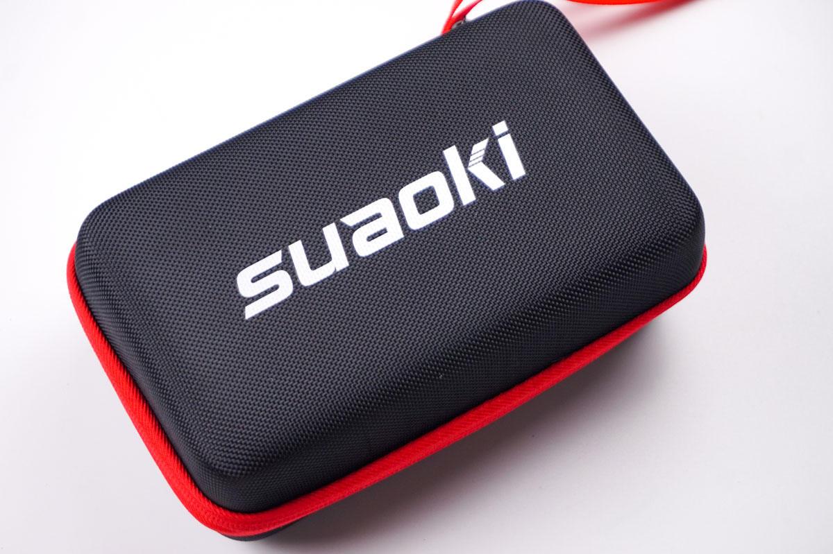 日常必备,超实用的SUAOKI收纳小包-爱扫货