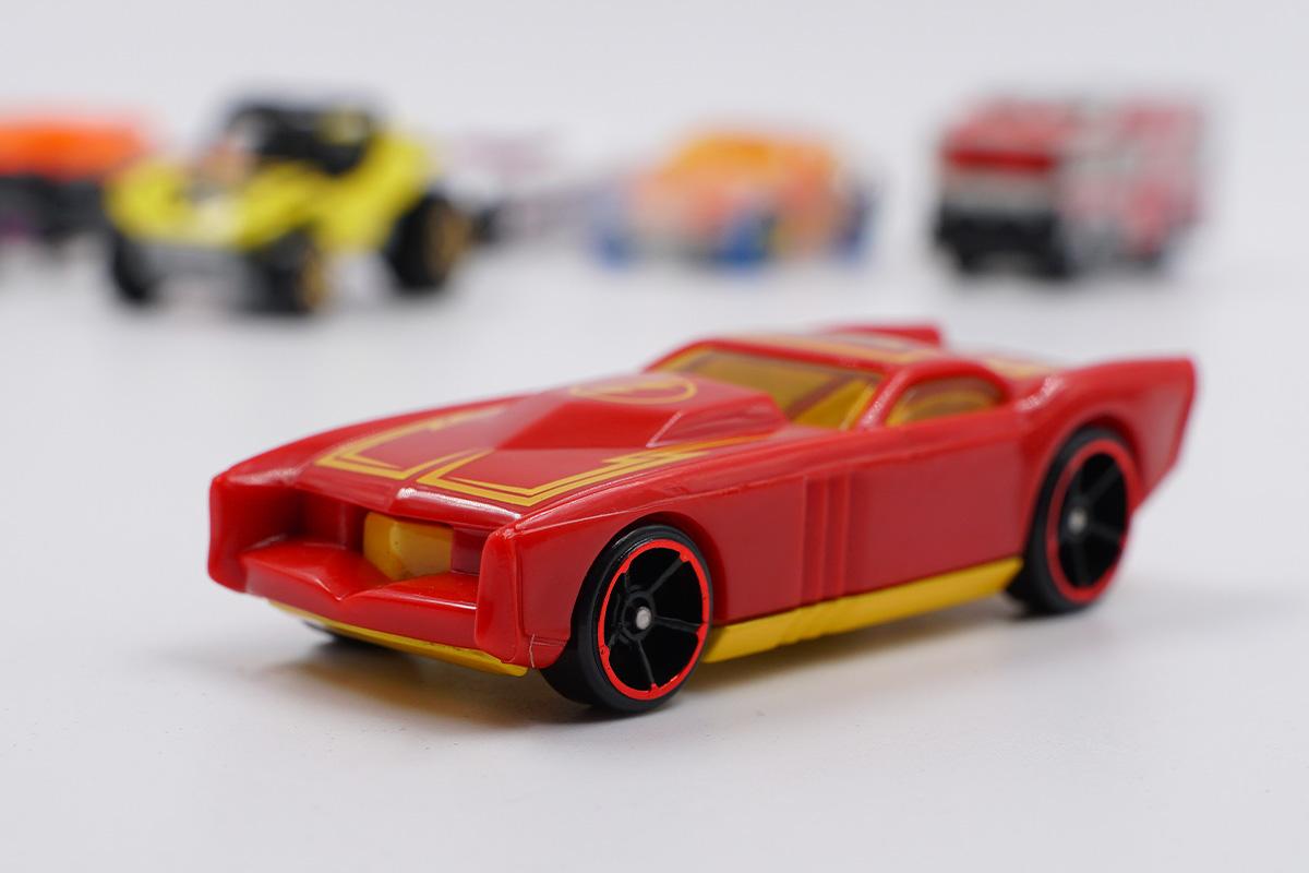 火柴盒、风火轮小汽车,儿时买不起中年玩不了的玩具,梦回童年-爱扫货
