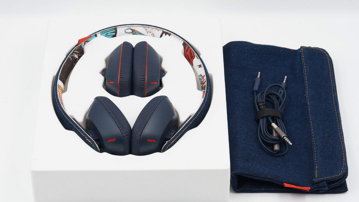 OVC H7头戴有线耳机,可玩性很强的高保真HIFI耳机,酷炫到底-爱扫货