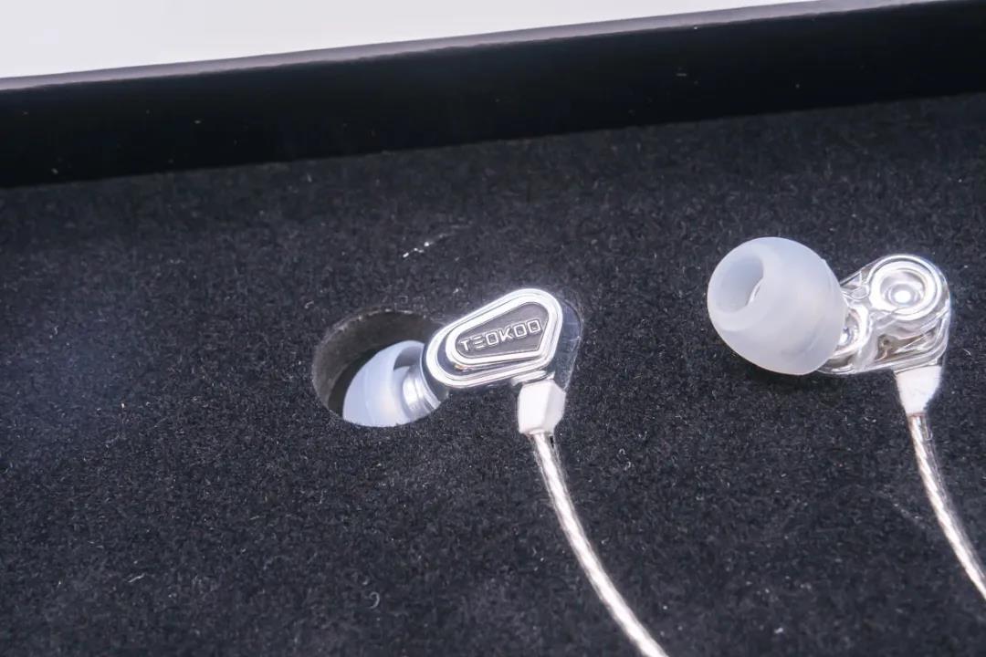 捡漏!探索版四核双动圈入耳式有线耳机-爱扫货